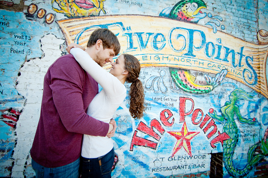 five-points-raleigh-engagement