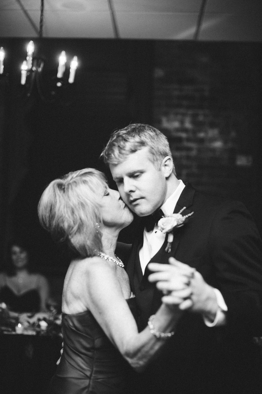 Mother And Son Dance At Wedding - Wedding Photography